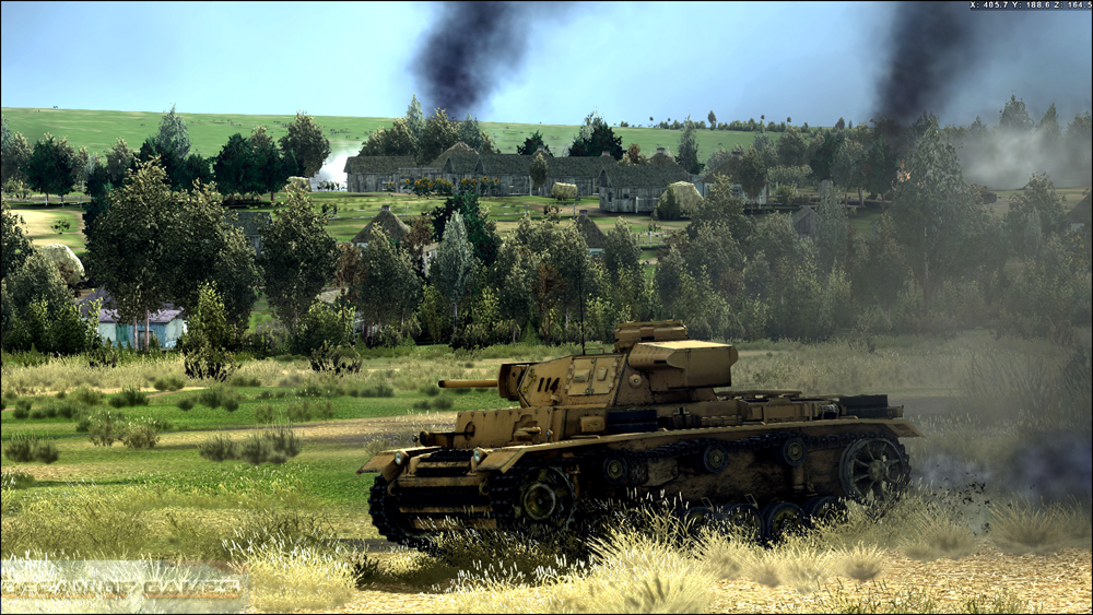 Graviteam Tactics Mius Front Features