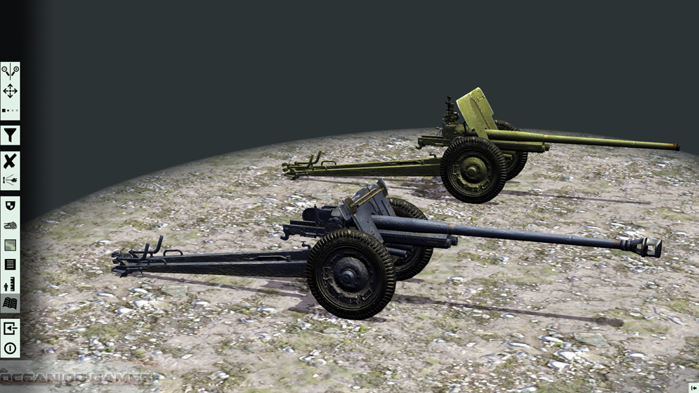 Graviteam Tactics Mius Front Setup Free Download