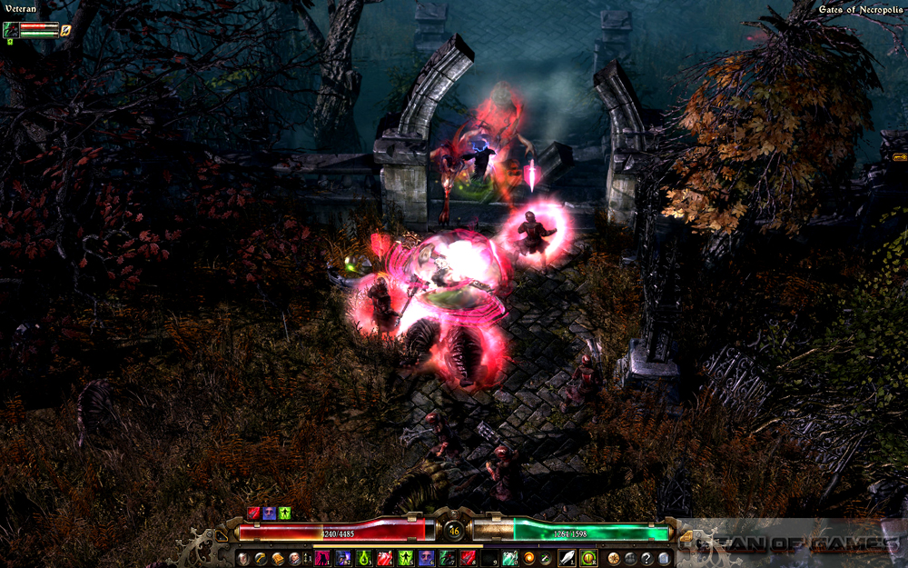 Grim Dawn Setup Free Download