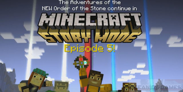 Minecraft Story Mode Episode Free Download Ocean Of Games - Minecraft story mode kostenlos spielen pc