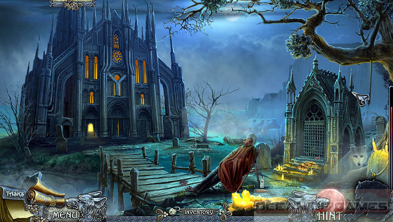 Shadow Wolf Mysteries 6 Curse of Wolfhill CE Download For Free