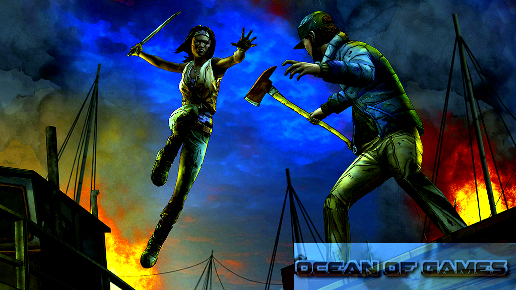 walking dead games pc free