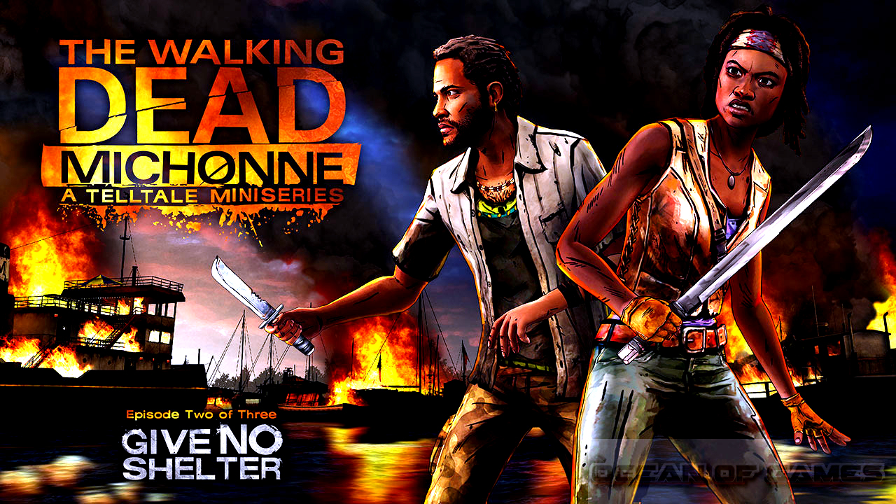the walking dead games free