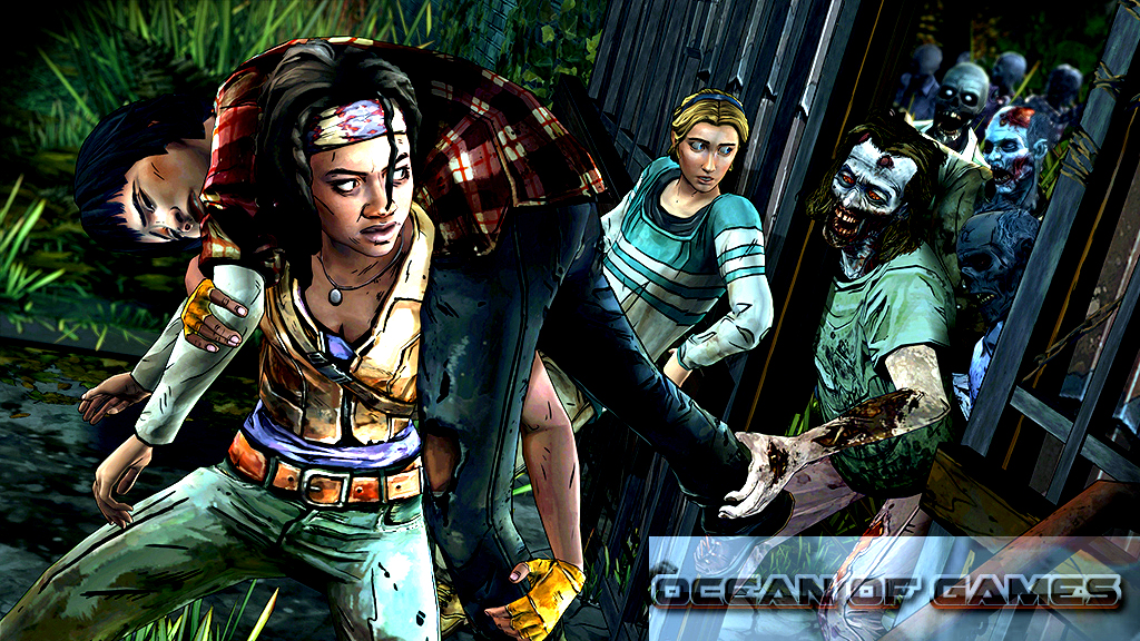 The Walking Dead Michonne Episode 2 Setup Free Download