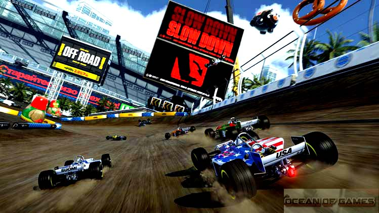Trackmania Turbo Features