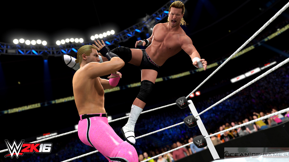 WWE 2K16 Download For Free