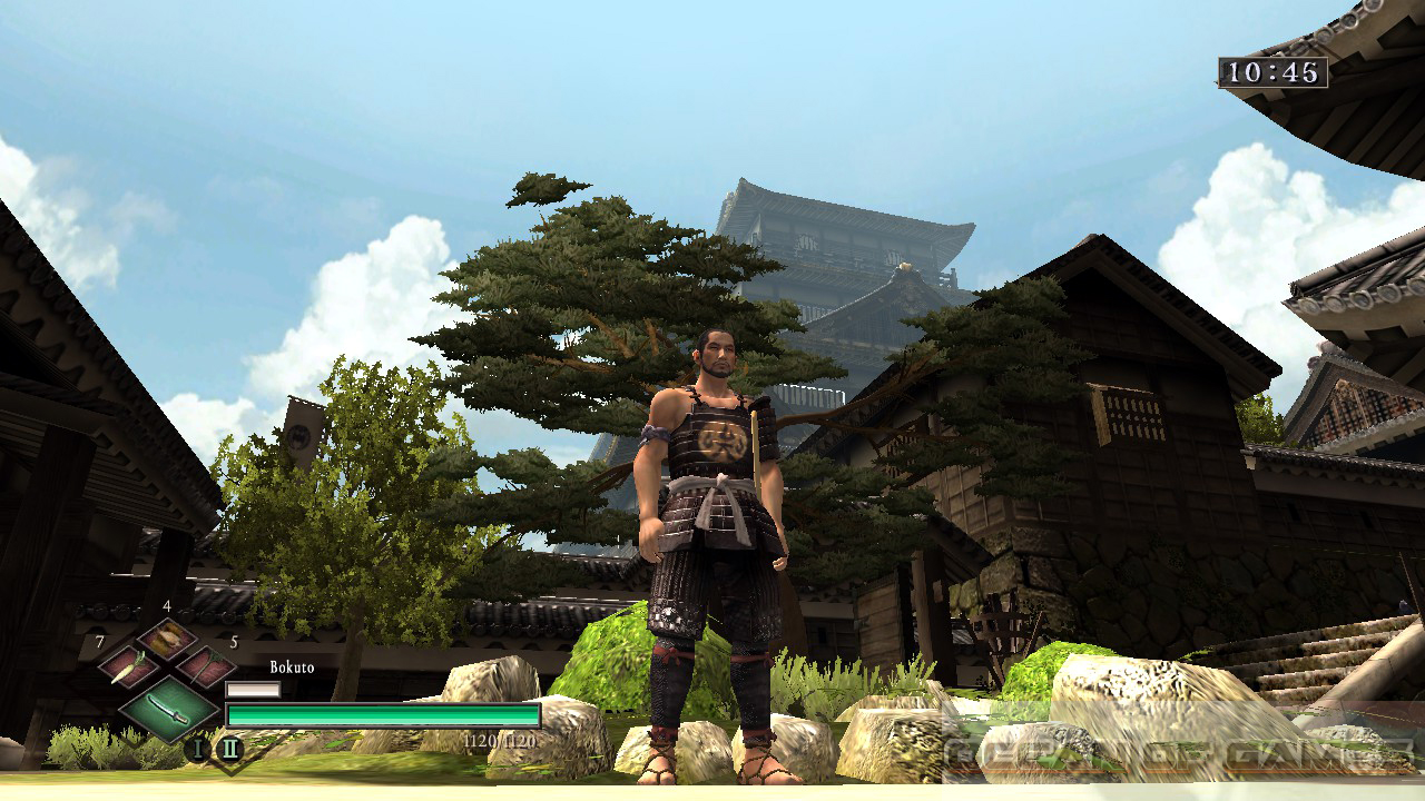 Way of the Samurai 3 Features