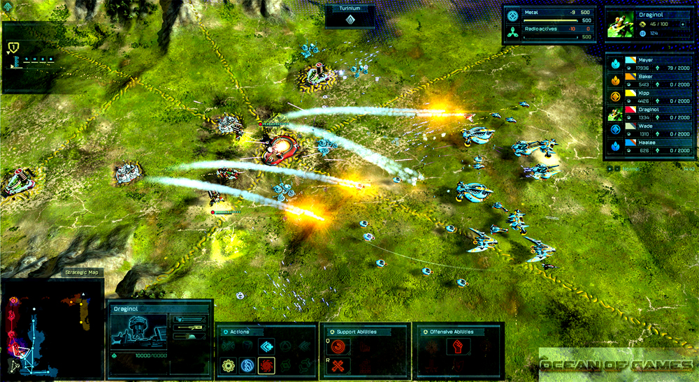 Ashes of the Singularity Setup Free Download