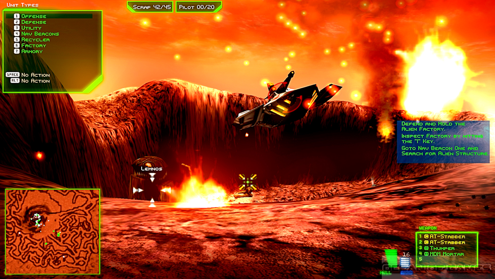 Battlezone 98 Redux Download For Free