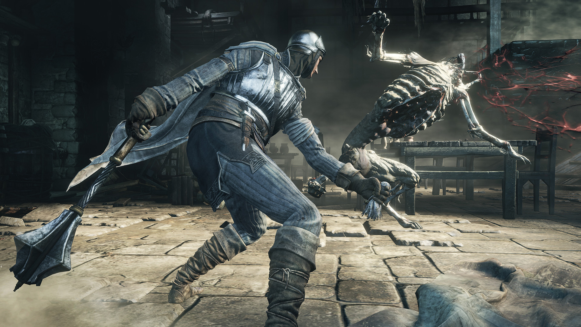 DARK SOULS III Features