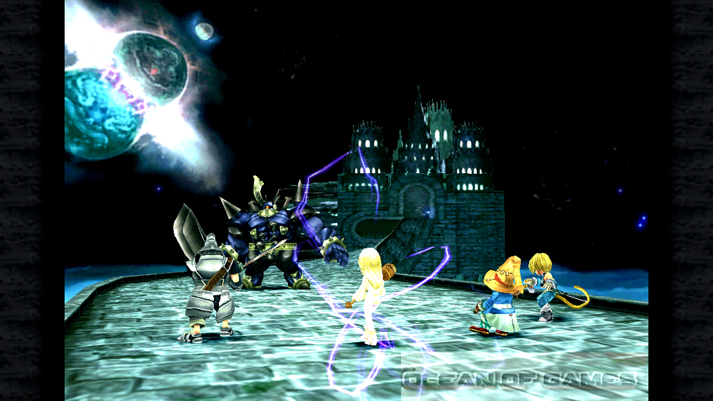 Final Fantasy IX Setup Free Download