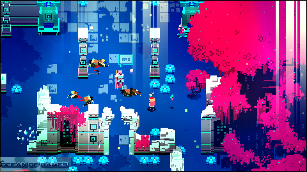 Hyper Light Drifter Features