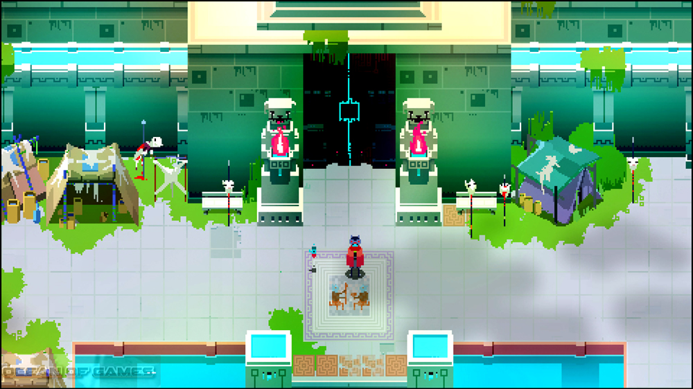 Hyper Light Drifter Setup Free Download