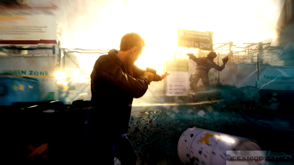 Quantum Break Features