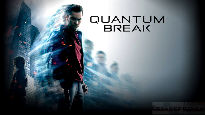 Quantum Break PC Game Free Download