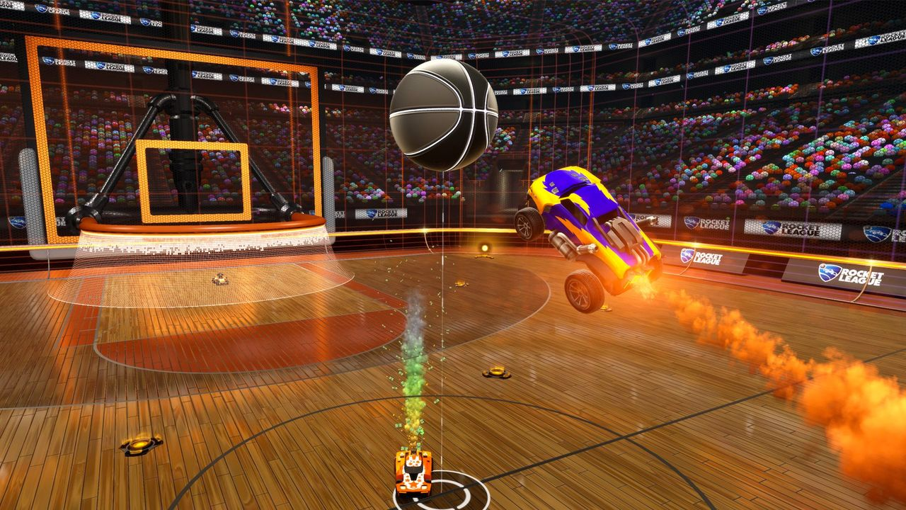 Rocket League NBA Flag Pack Download For Free