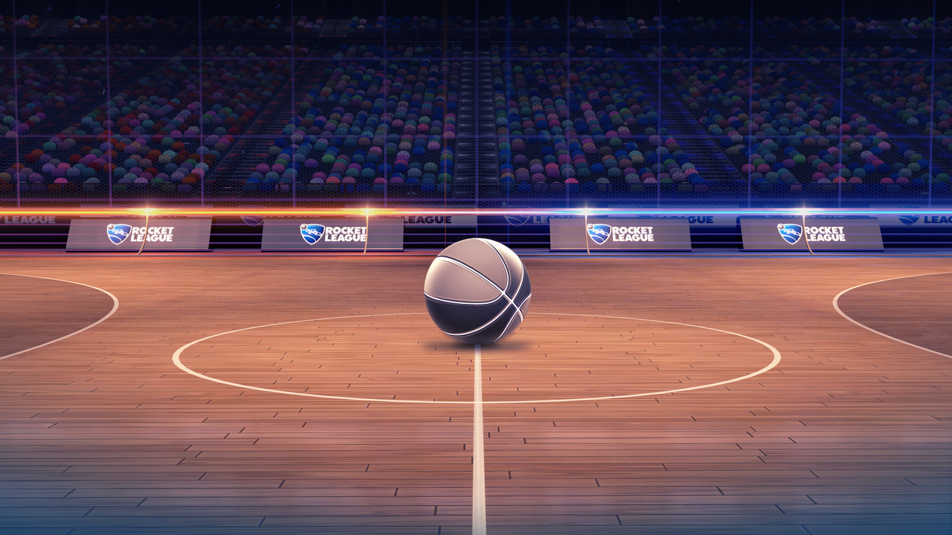 Rocket League NBA Flag Pack Features