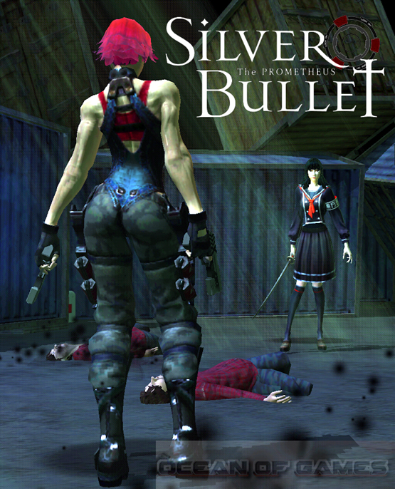 Silver Bullet Prometheus Free Download