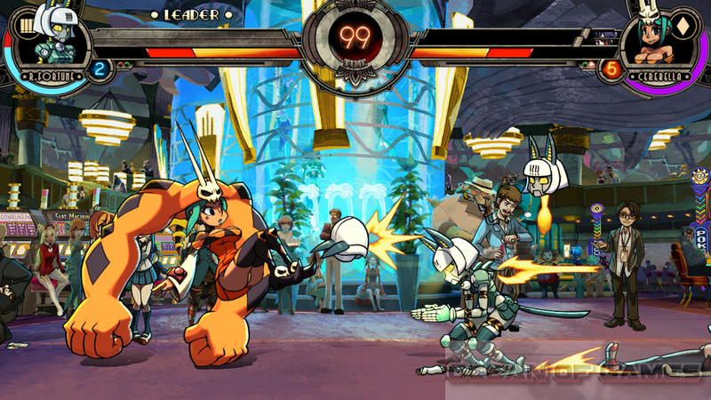 Skullgirls 2nd Encore Download For Free