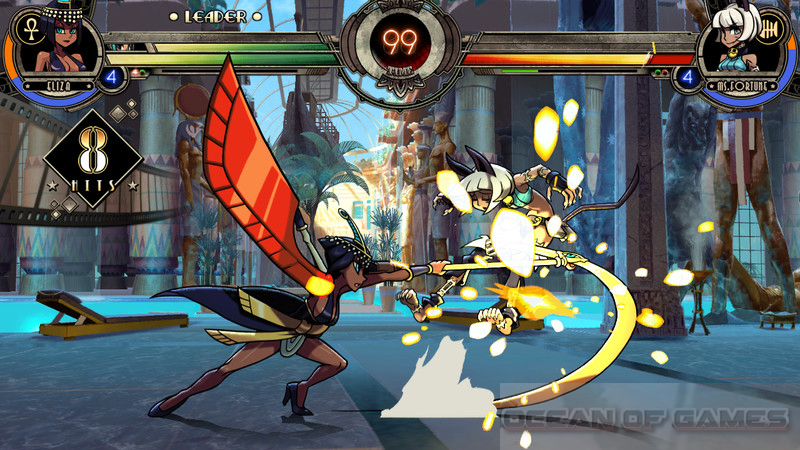 Skullgirls 2nd Encore Features