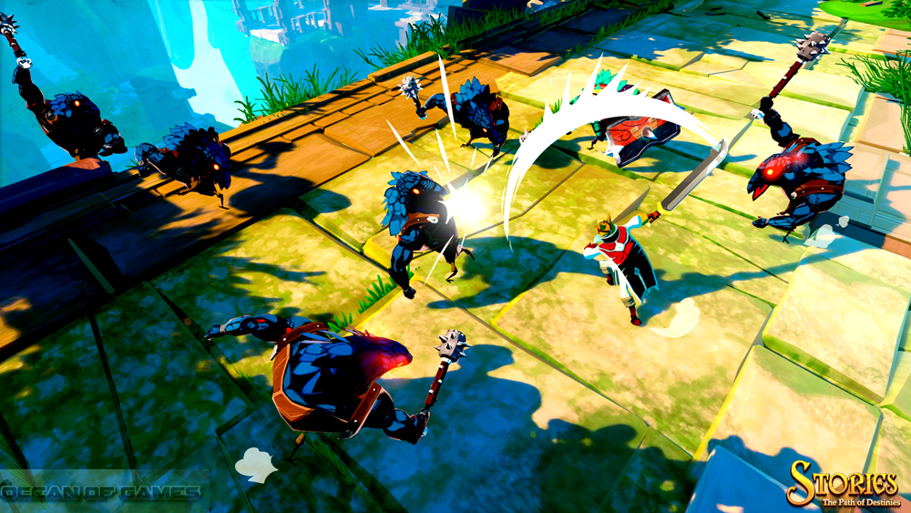 Stories The Path of Destinies Setup Free Download