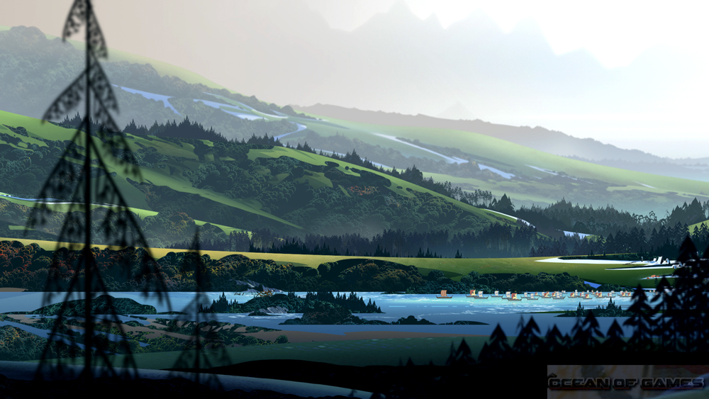 The Banner Saga 2 Features