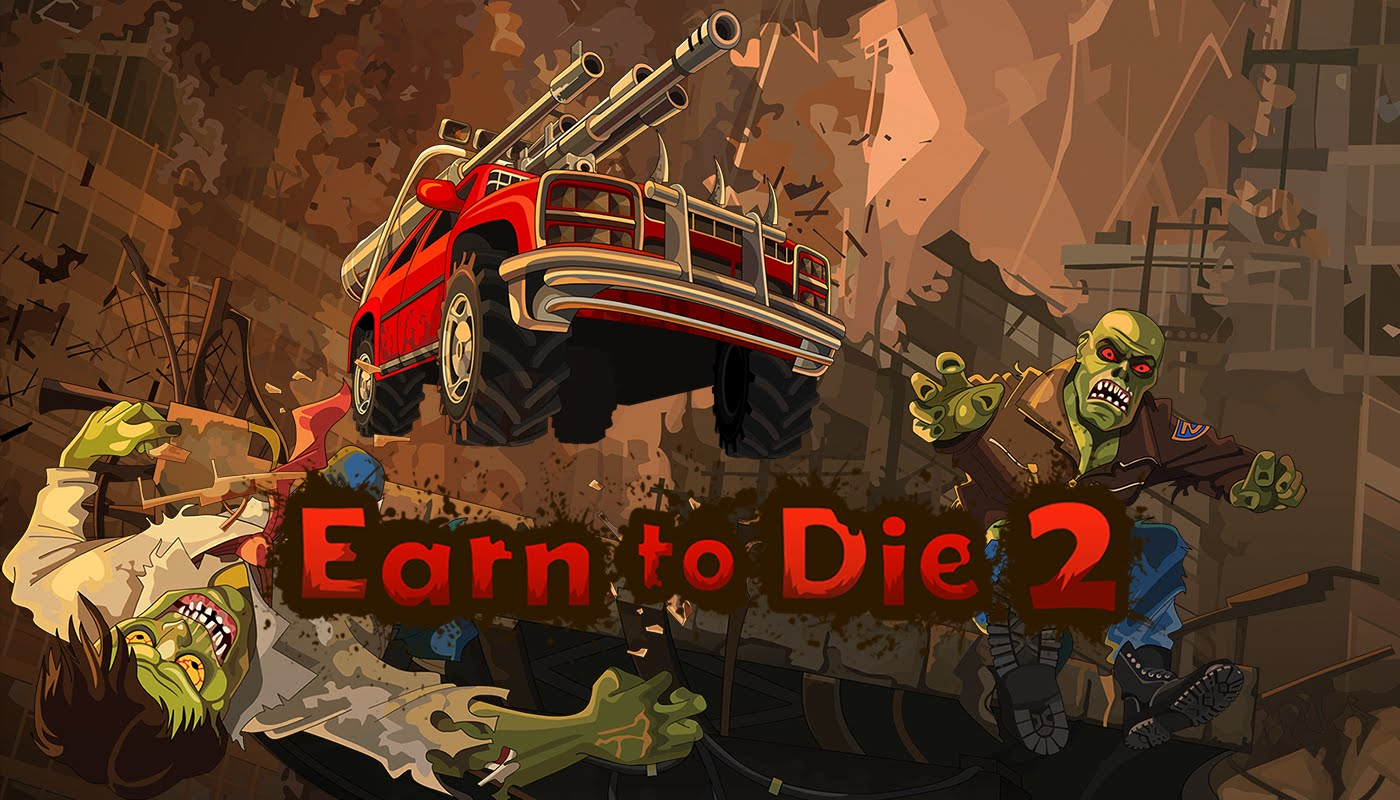 Car Games Earn To Die