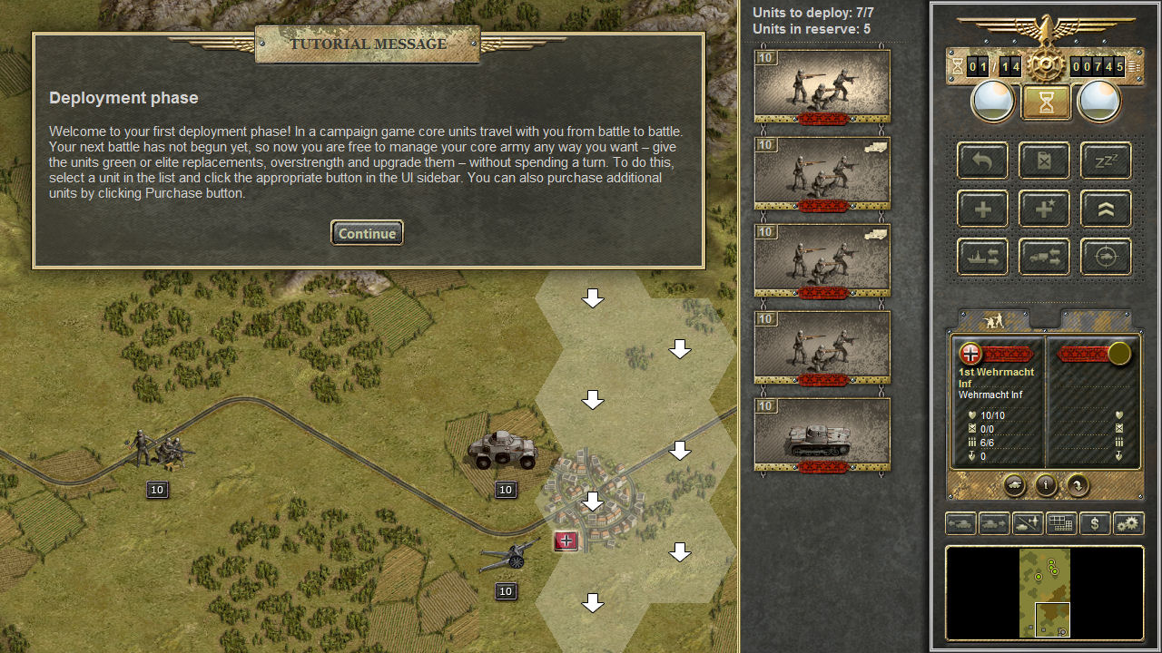 Panzer Corps U.S. Corps Download For Free