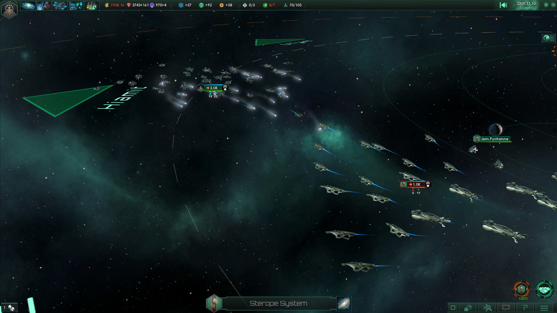 Stellaris Features