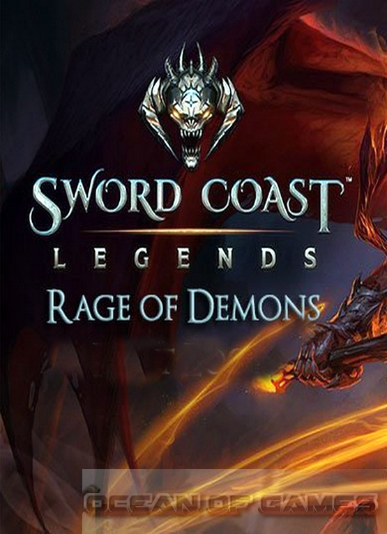 Скачать Sword Coast - Legends: Rage of Demons торрент