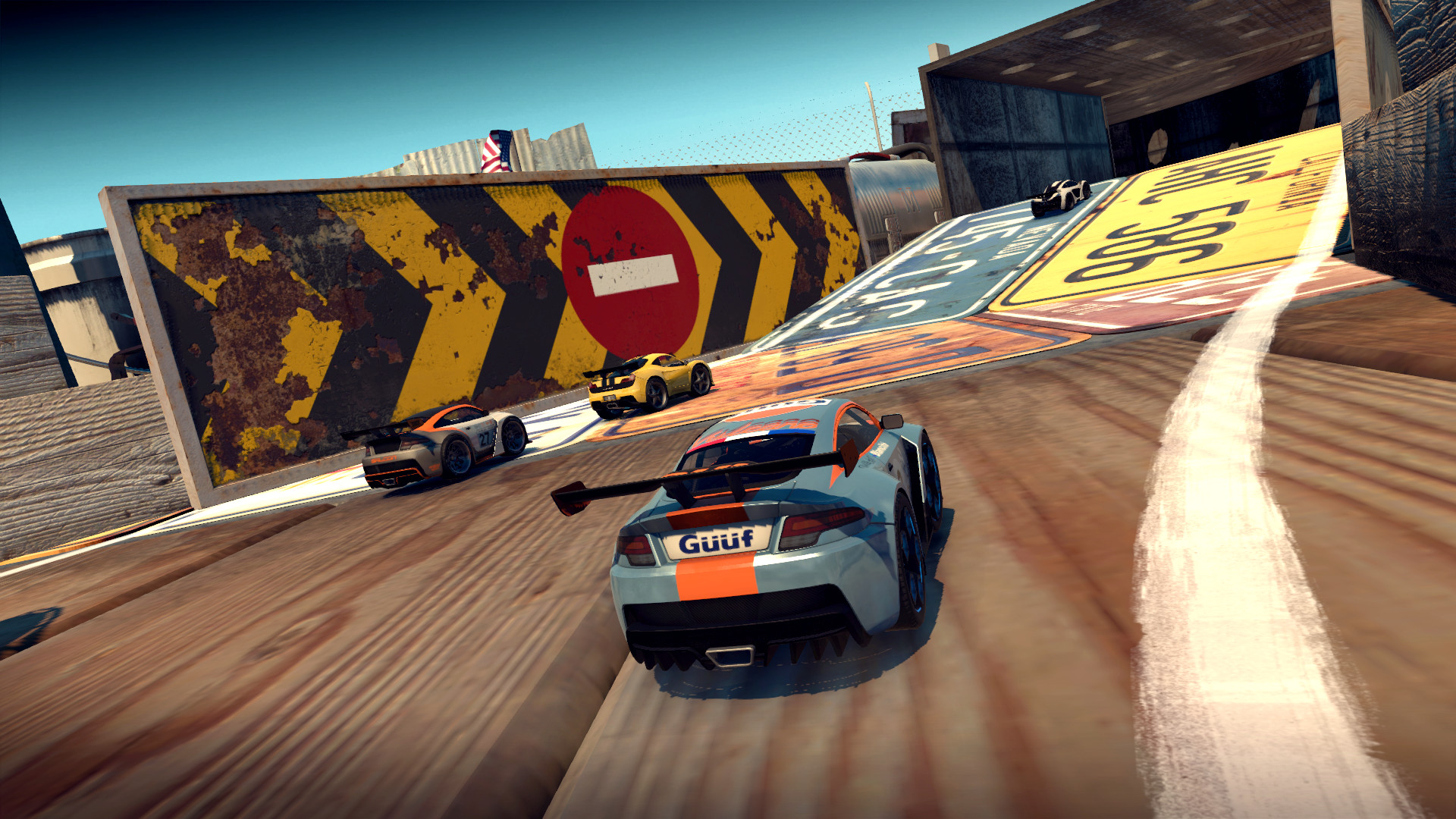 Table Top Racing World Tour Features