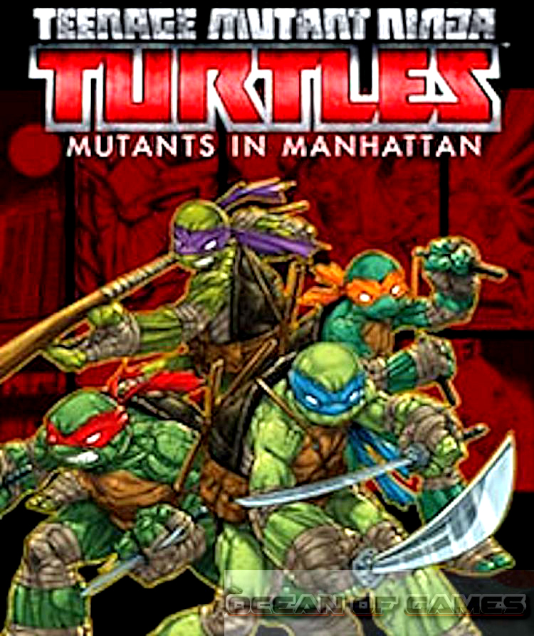 download teenage mutant ninja turtles out of the shadows game for pc