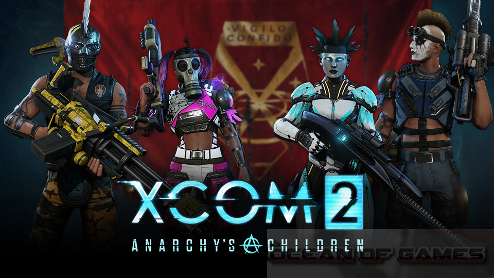 XCOM 2 Alien Hunters DLC Free Download