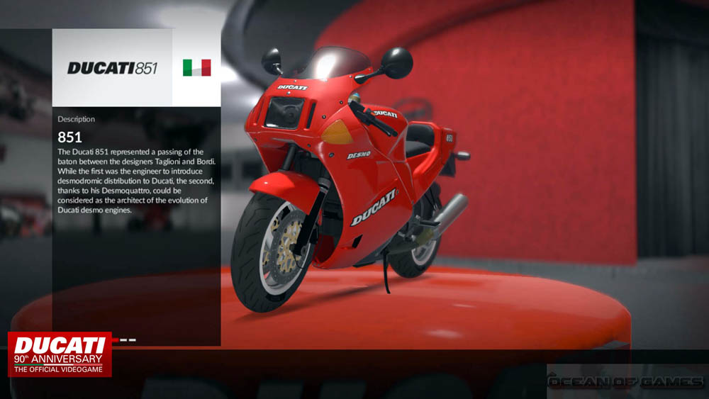 DUCATI 90th Anniversary Features