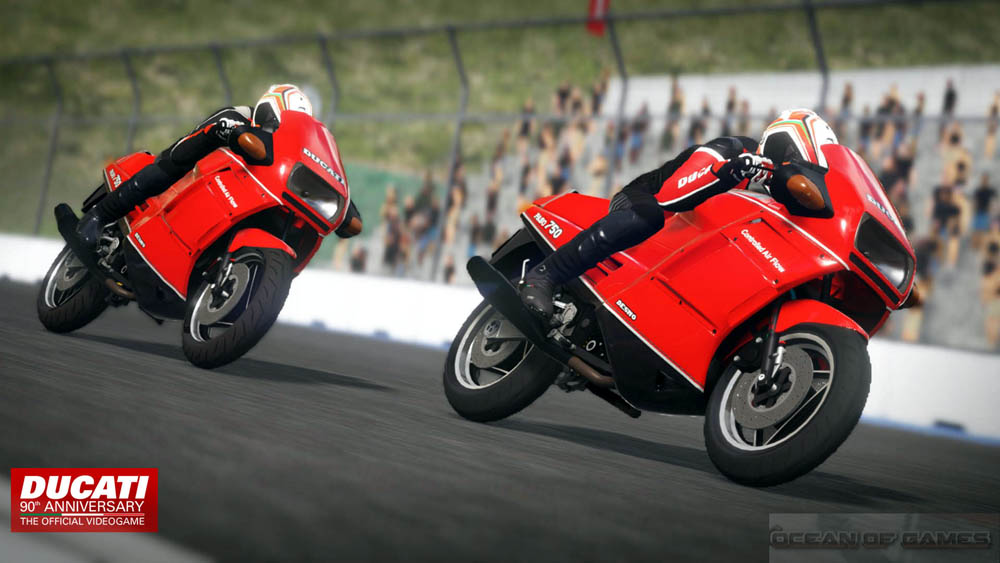 DUCATI 90th Anniversary Setup Free Download