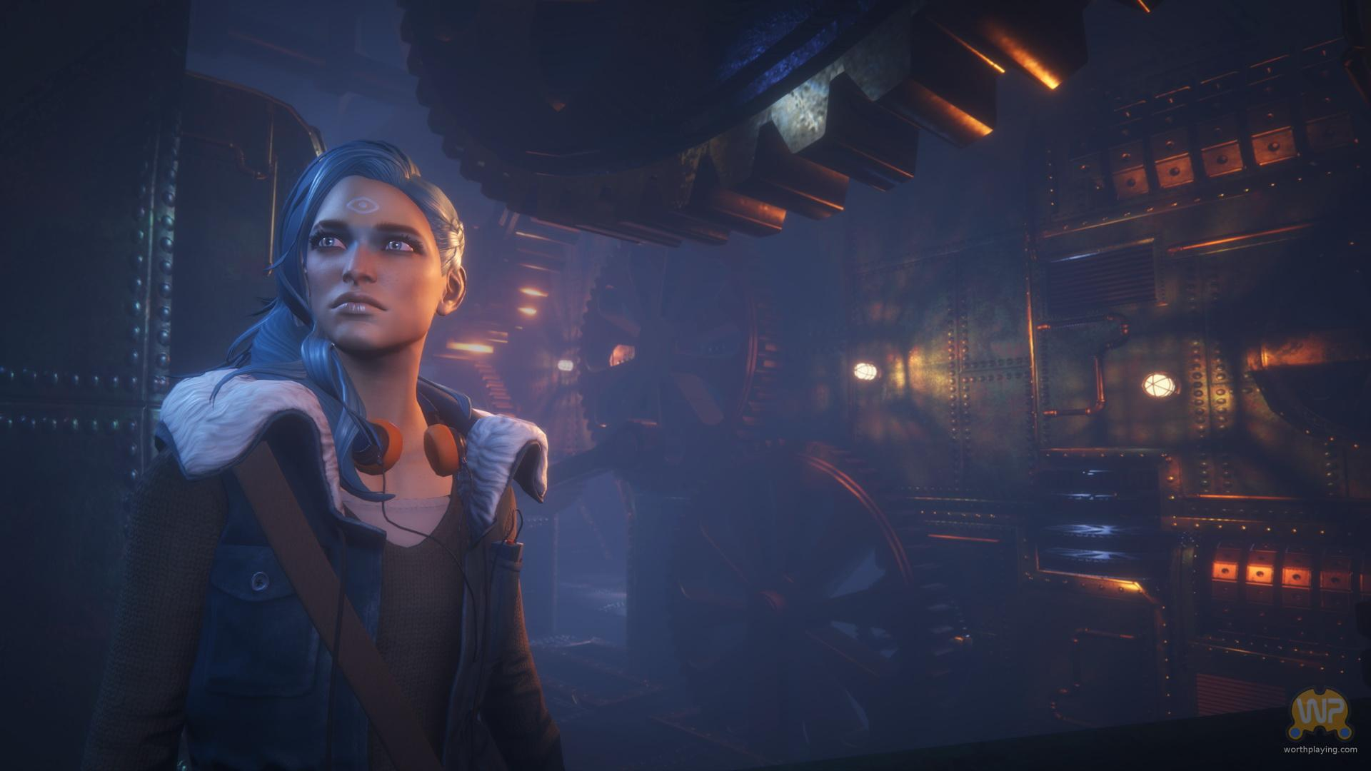 Dreamfall Chapters Book Five Redux Features