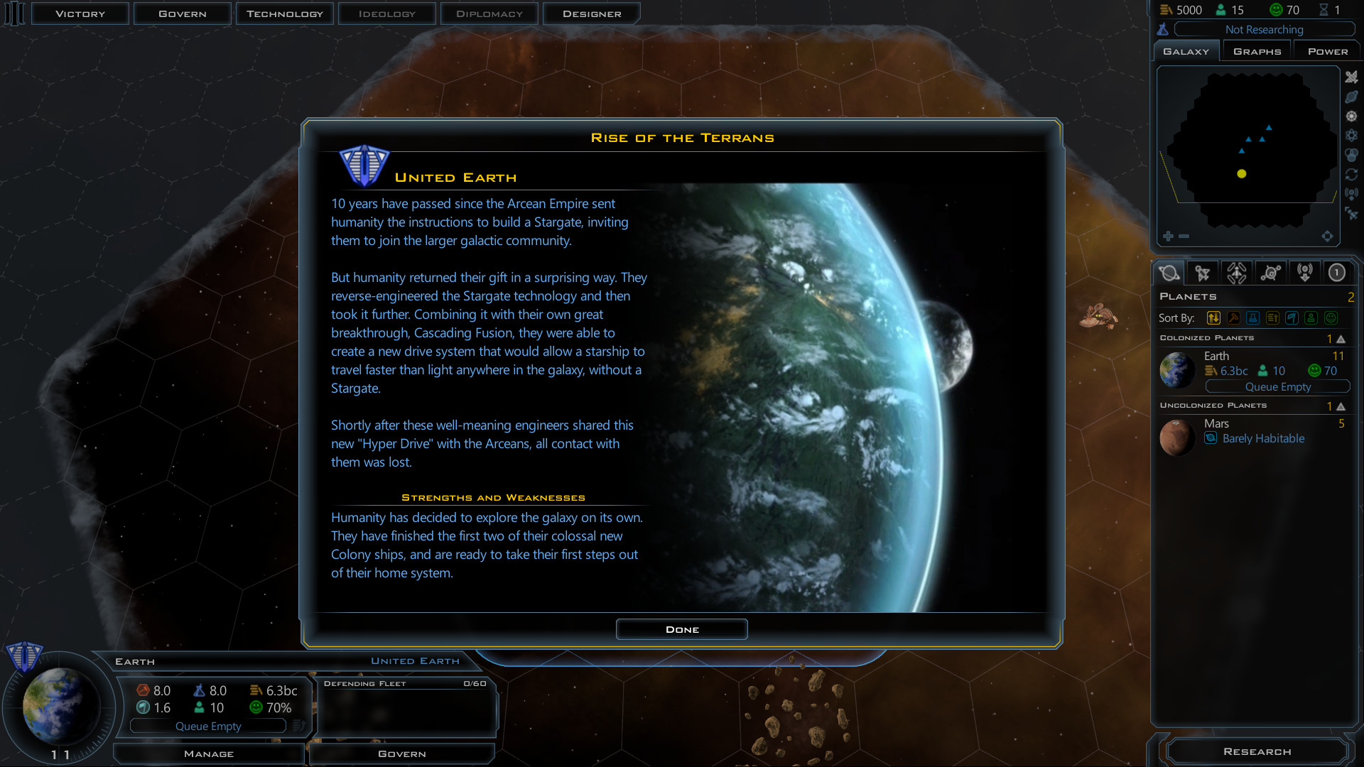 Galactic Civilizations III Rise Of The Terrans Setup Free Download