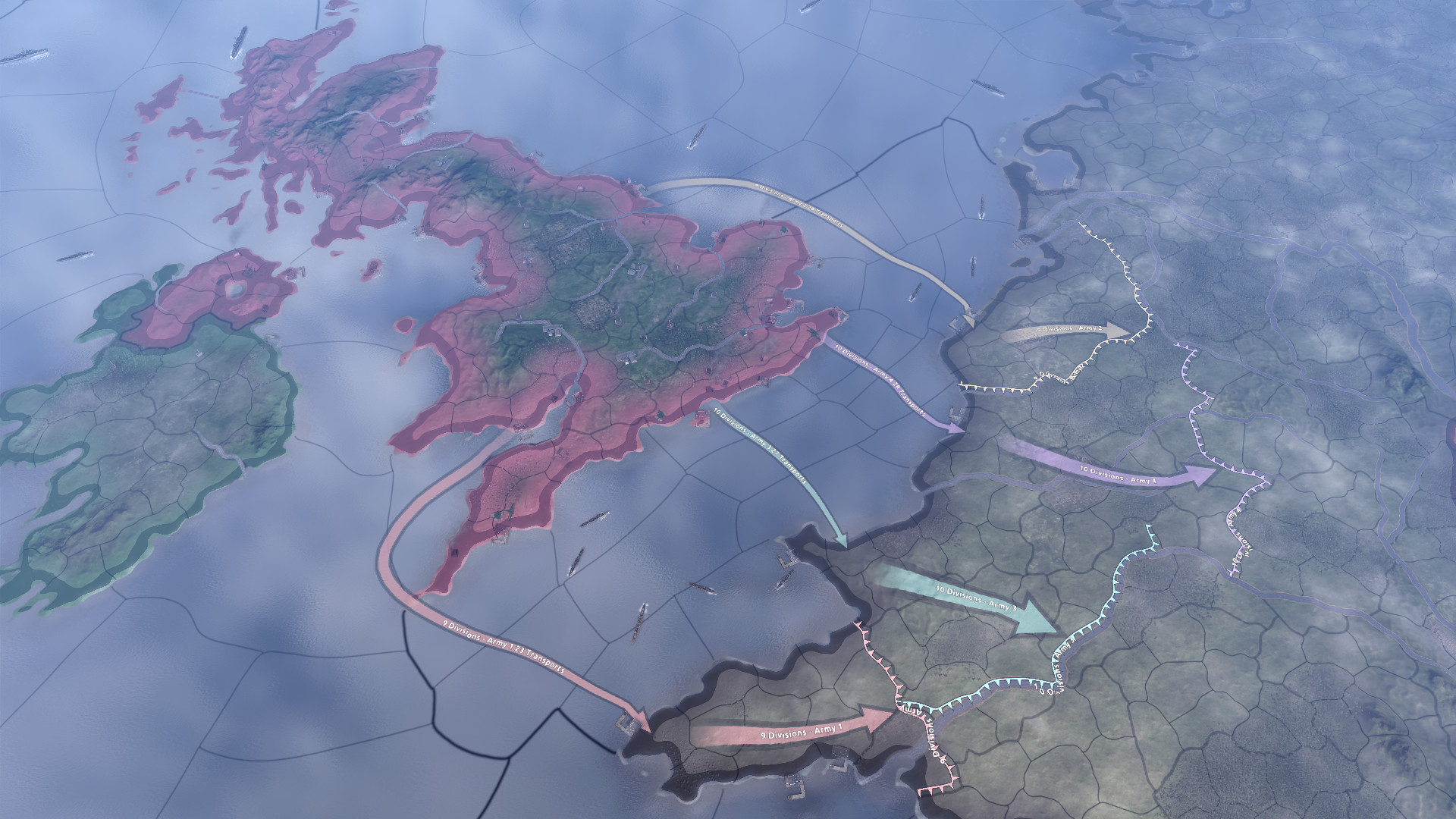 Hearts Of Iron IV Setup Free Download