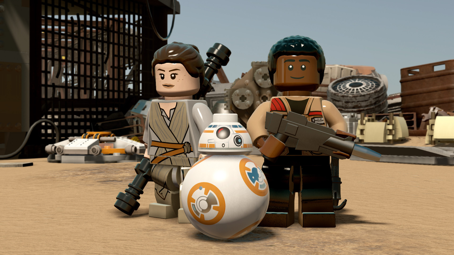 Lego Star Wars The Force Awakens Download For Free
