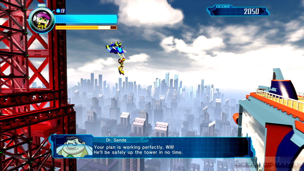 Mighty No 9 Setup Free Download