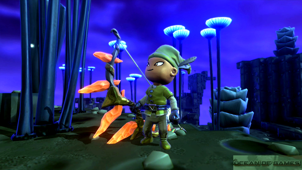 Portal Knights Features
