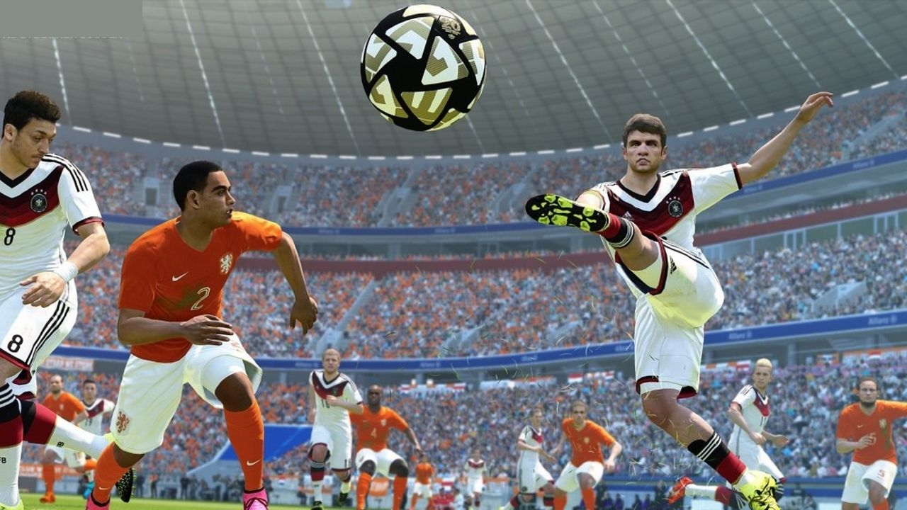 Pro Evolution Soccer UEFA Euro 2016 France Download For Free