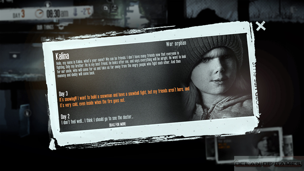 This War of Mine The Little Ones Setup Free Download