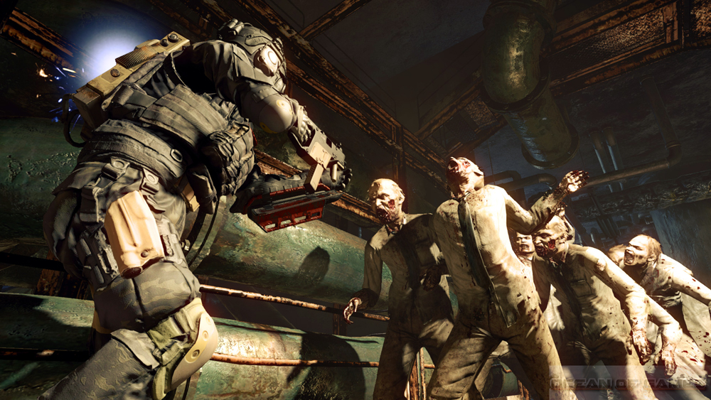 Umbrella Corps Download For Free