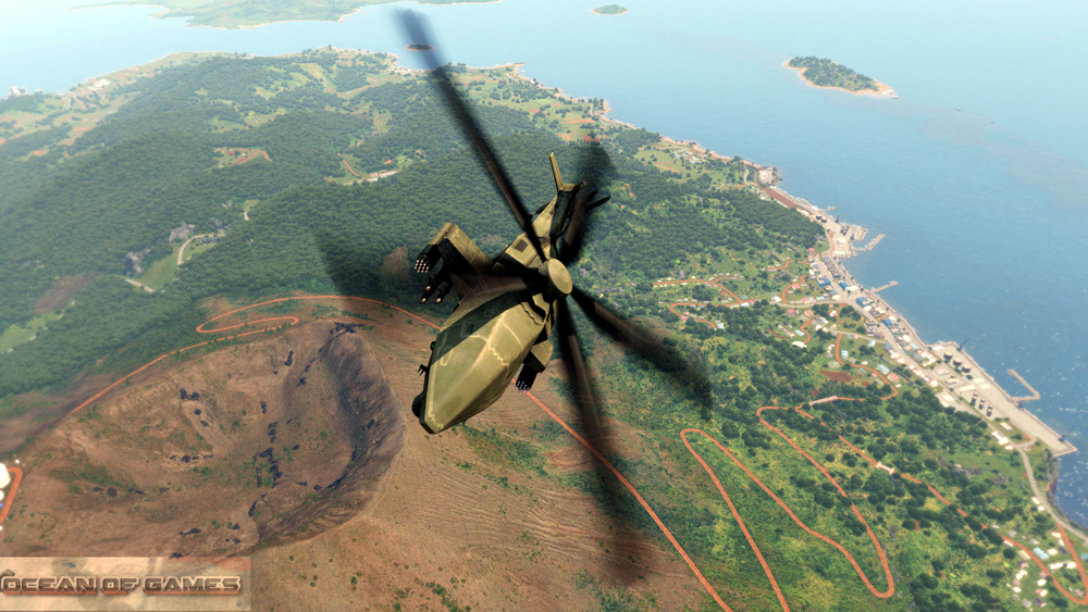 Arma 3 Apex Features