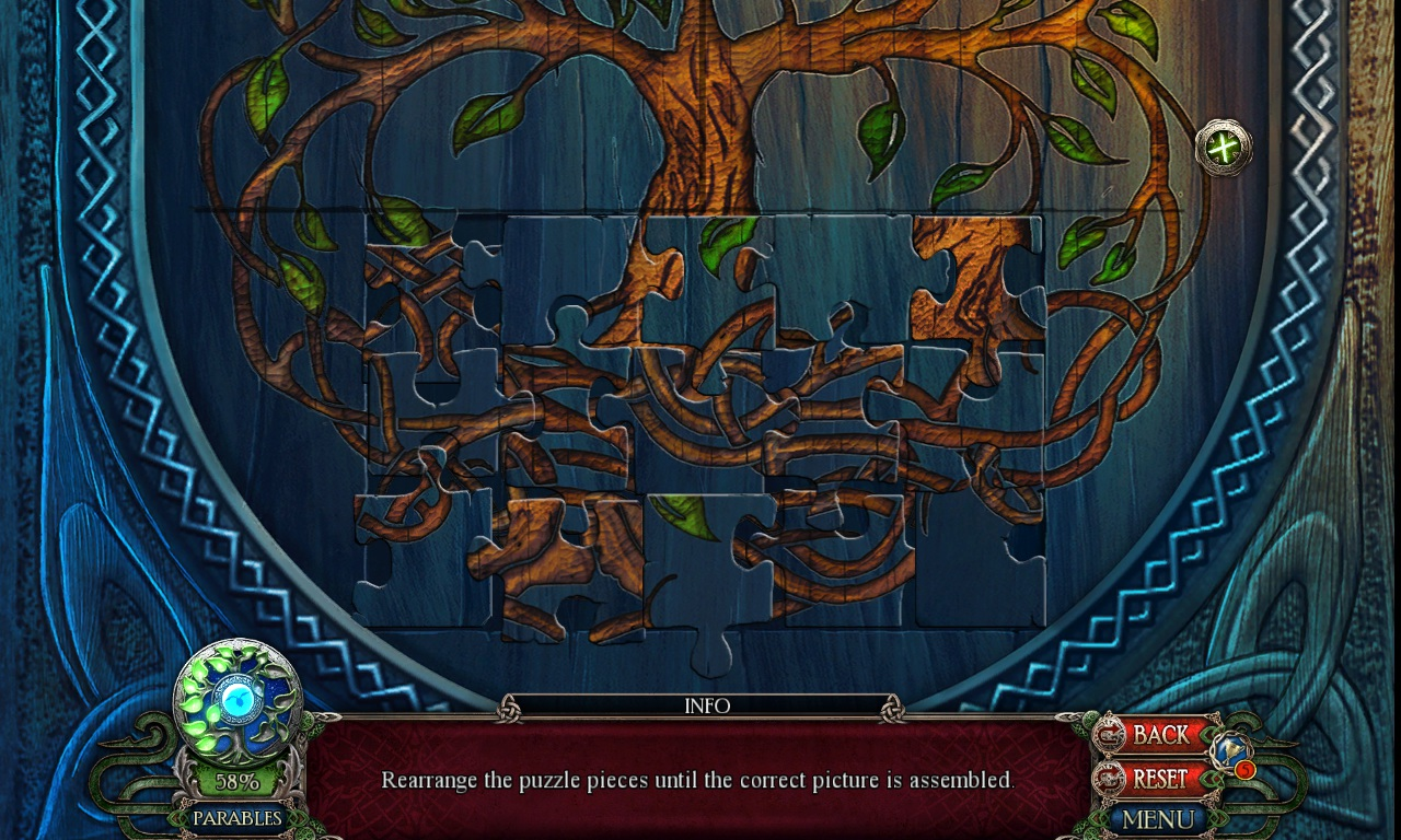 Dark Parables 11 The Swan Princess and The Dire Tree Setup Free Download