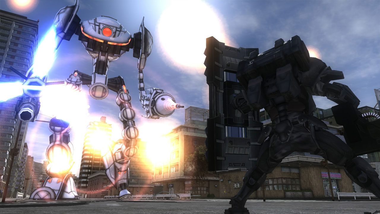 Earth Defense Force 4.1 The Shadow Of New Despair Features