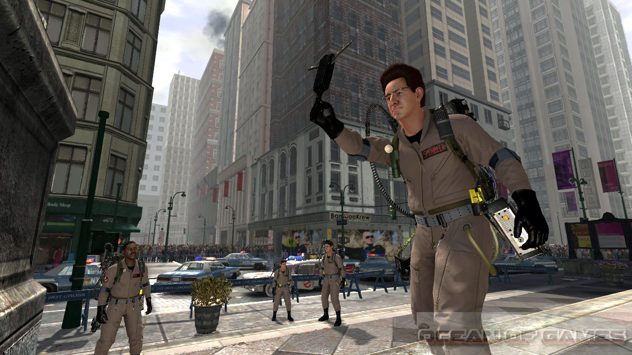 ghostbusters online game