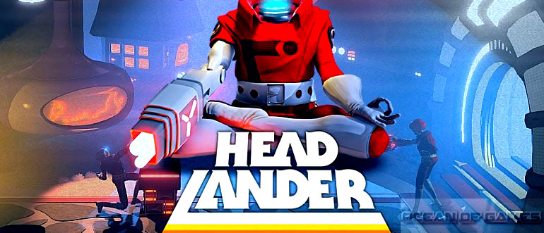 Headlander 2016 Free Download