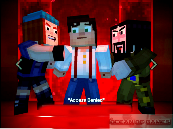 Minecraft Story Mode Episode 7 Free Download - Ocean Of Games